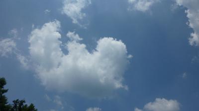 最高の積雲